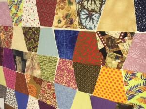 scrappy tumbler quilt