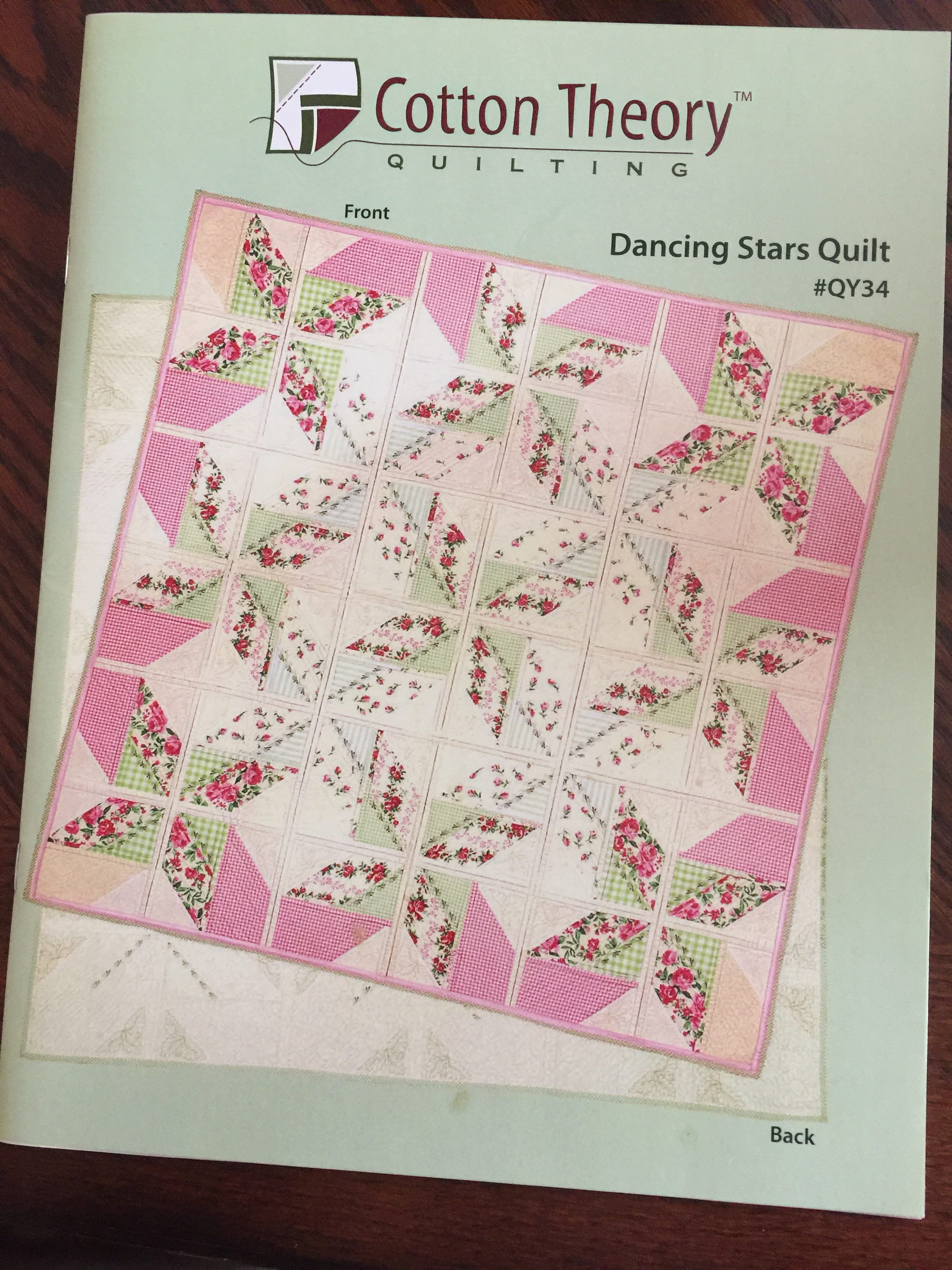 Lana Russel | Handi Quilter Quilt Your Desire Inspiration Squad ... : cotton theory quilting video - Adamdwight.com